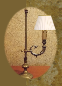 table lamp No P34