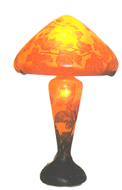 2 Lights Galle lamp