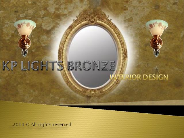 kp lights bronze hid