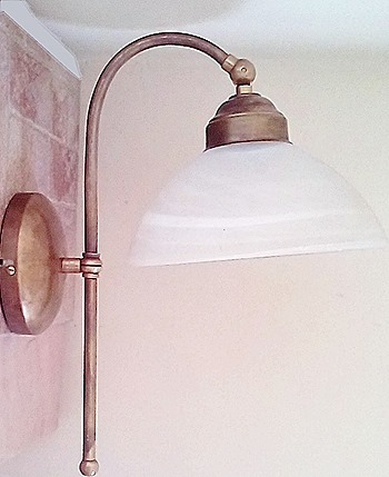 Wall-sconce-A341-Bronze